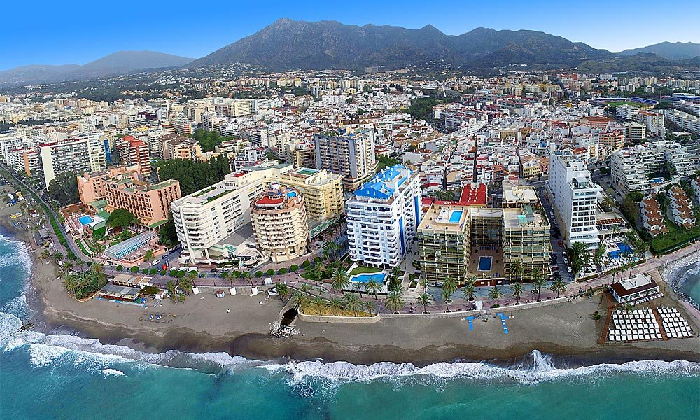 Marbella real estate market is stepping up