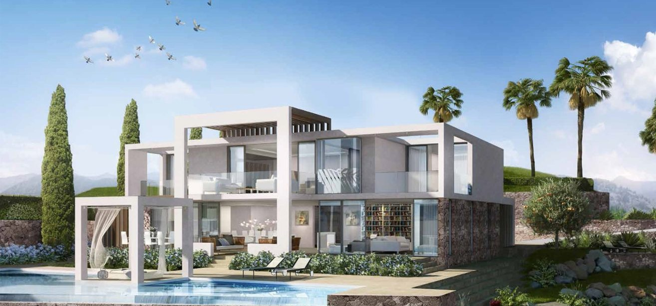 villas for sale marbella east