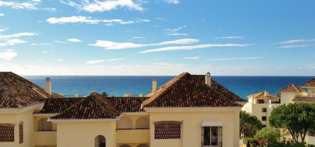 Marbella Estates - Penthouses à vendre à Las Chapas