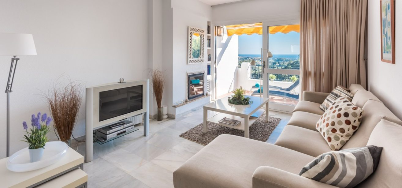 Marbella Estates - Penthouses for sale in Los Almendros