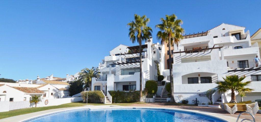 Marbella Estates - Penthäuser zum Verkauf in Los Arqueros