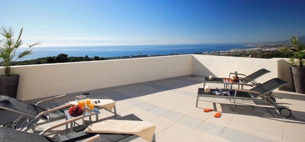 Marbella Estates - Penthouses à vendre à Los Monteros