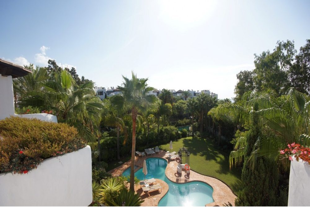 Marbella Estates - Penthouses for sale in Puerto Banus