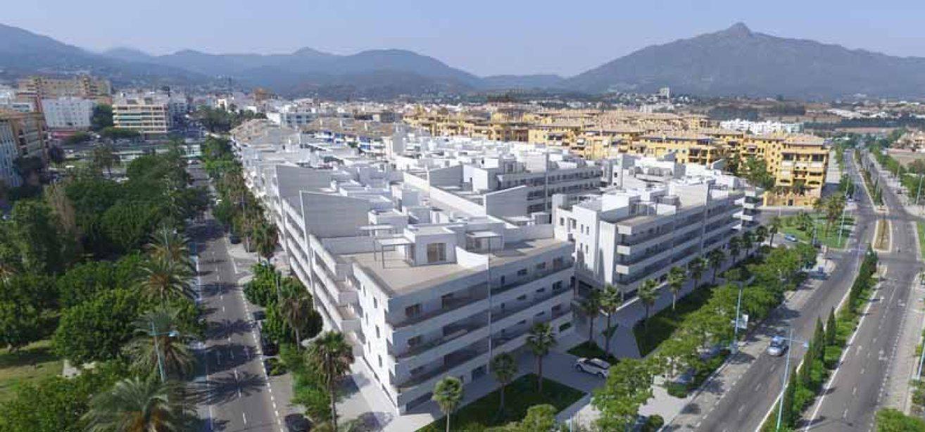 Marbella Estates - Penthouses for sale in San Pedro de Alcantara