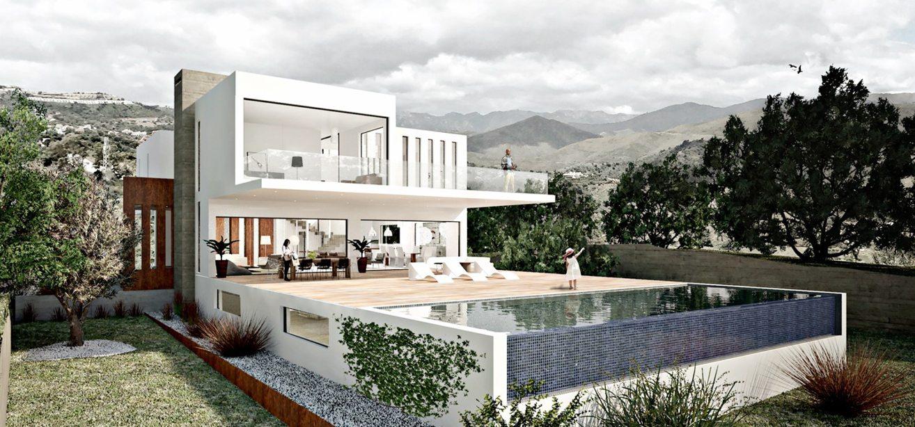 Marbella Estates - Villas for sale in La Mairena