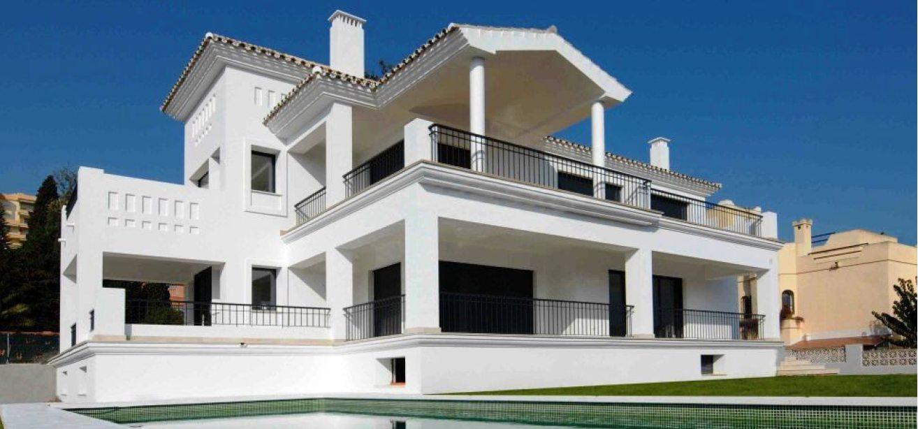 Marbella Estates - Villen zum Verkauf in Puerto Banus