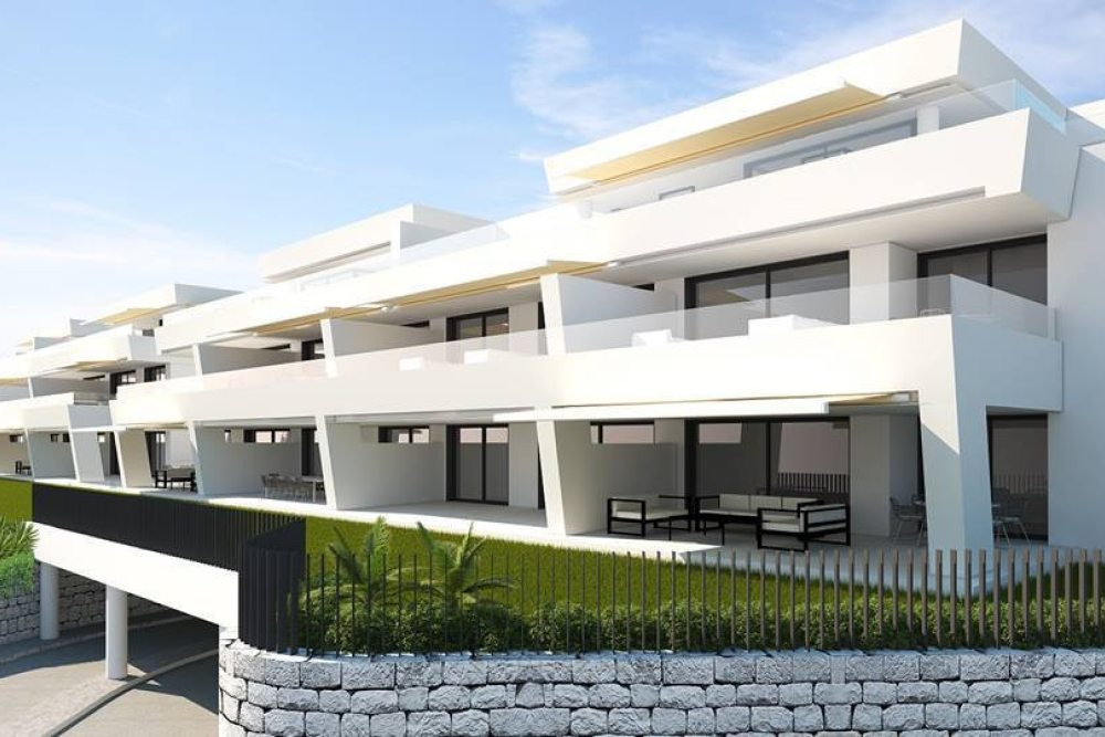 Marbella Estates - Penthouses for sale in Nueva Andalucia