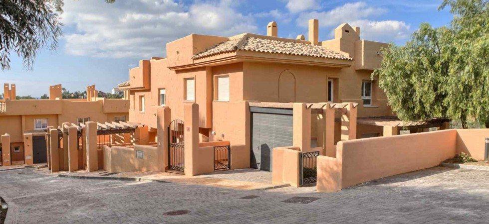 Marbella Estates - Maisons de ville à vendre à Cabopino