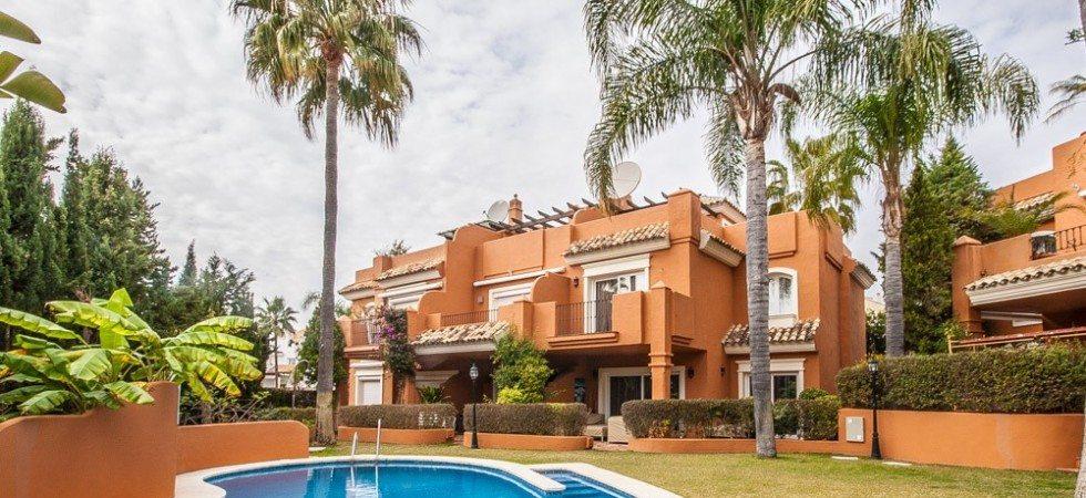 Marbella Estates - Reihenhäuser zum Verkauf in Bahia de Marbella