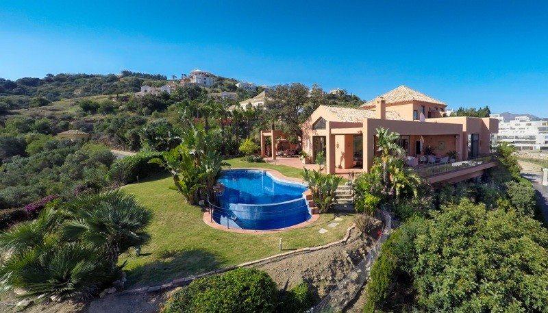 Marbella Estates - Villen zu verkaufen in Altos de Los Monteros