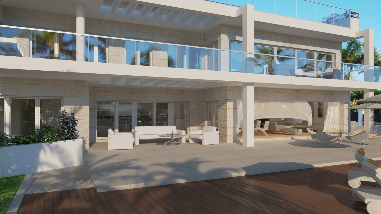 Marbella Estates - Villen zu verkaufen in Bahia de Marbella