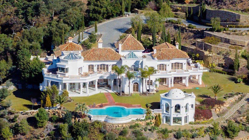 Marbella Estates - Villas à vendre à La Zagaleta