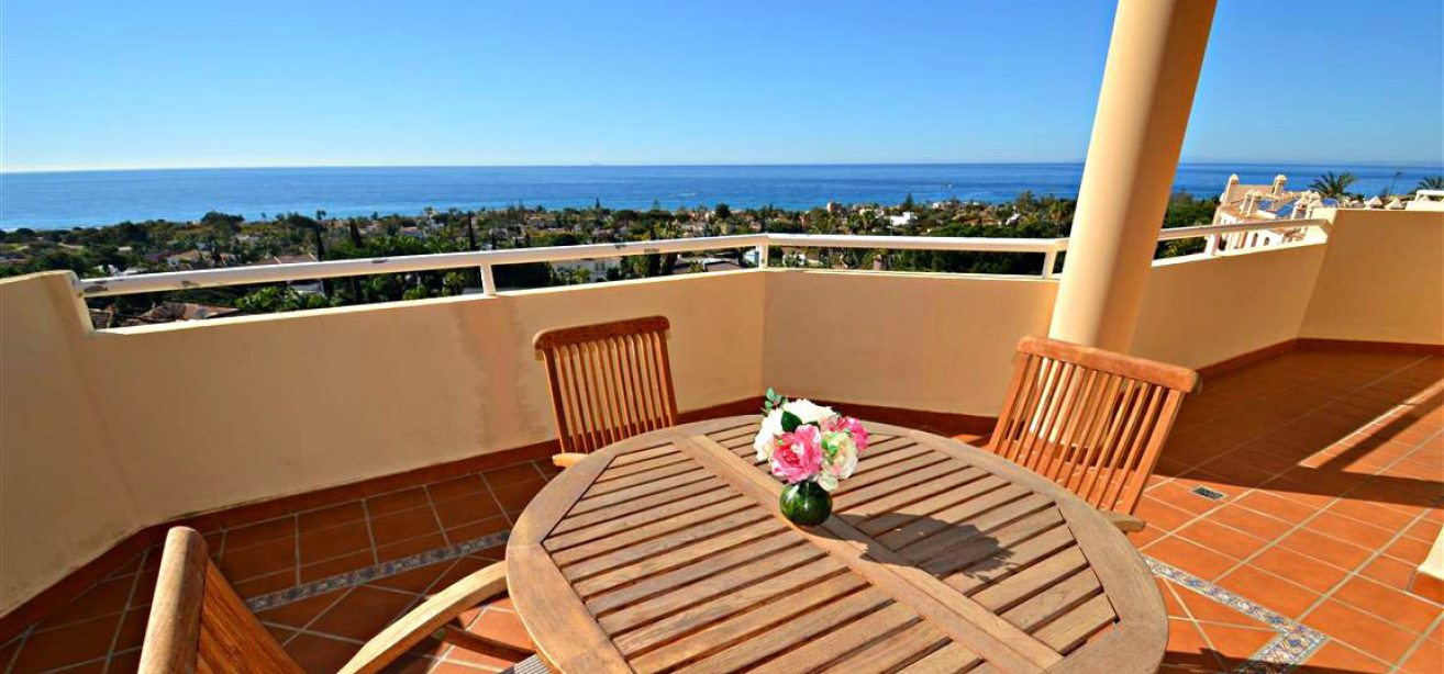 Marbella Estates - Penthouses for sale in Marbesa