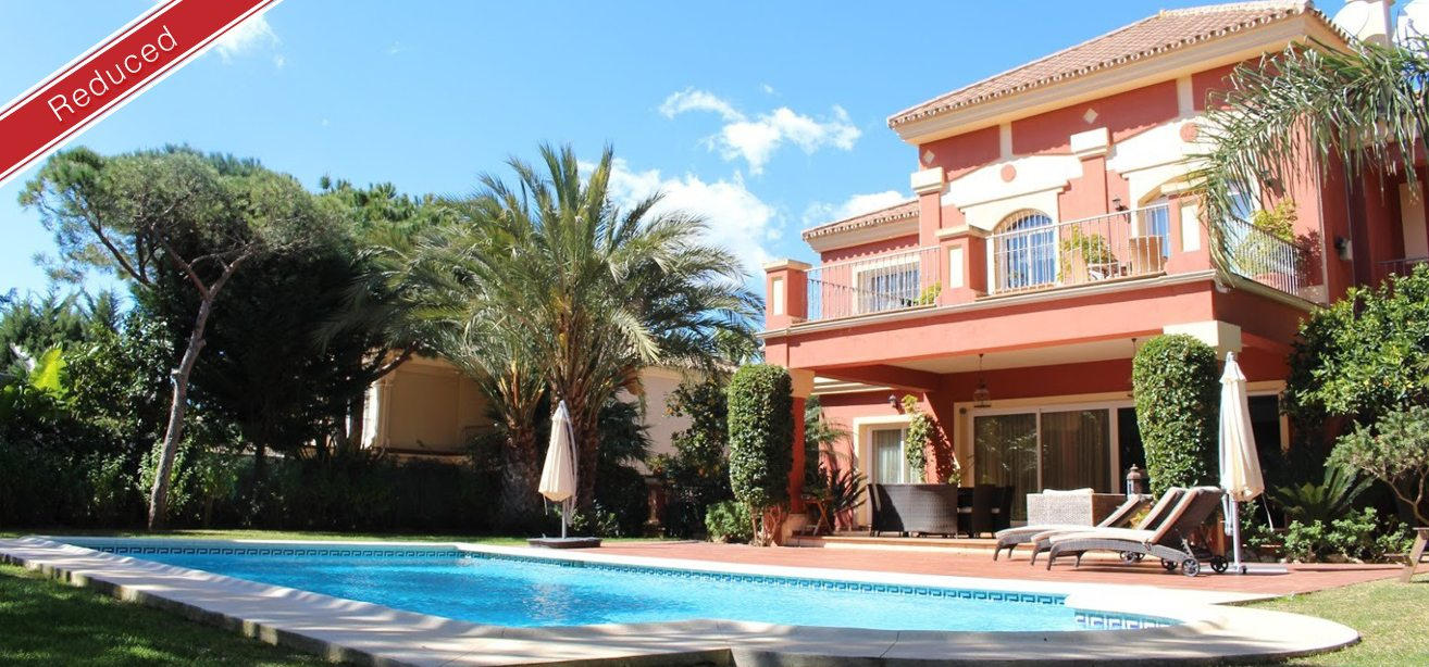 Marbella Estates - Properties for sale in Hacienda las -Chapas - Reduced in Price