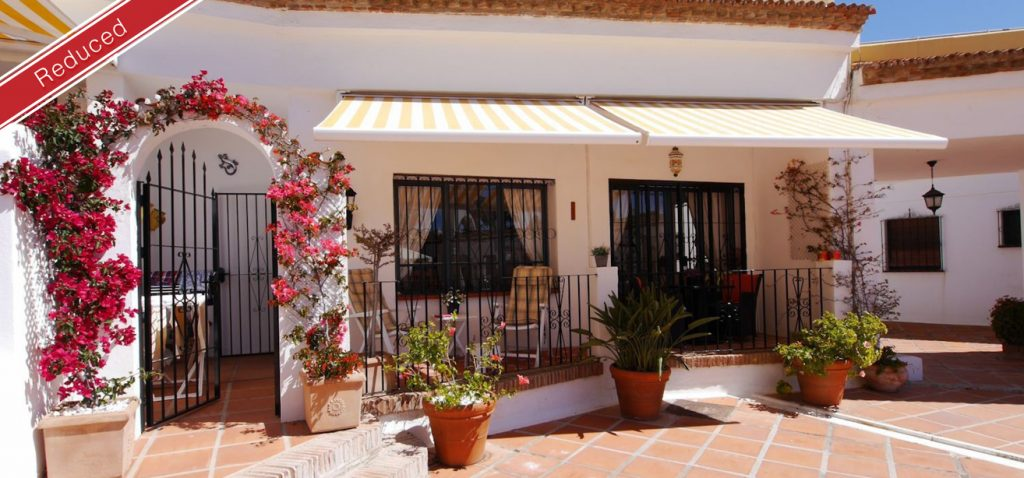 reduced in price properties for sale in puerto de cabopino
