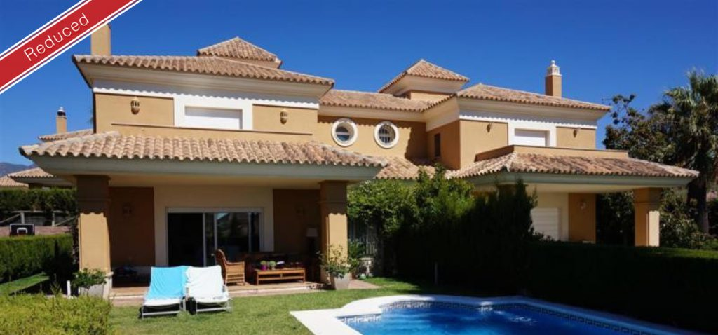 Marbella Mansion For Sale