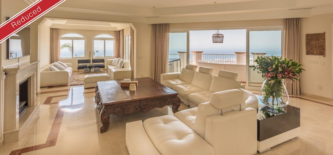 Marbella Estates - Property for sale in Altos de Los Monteros - Reduced in Price