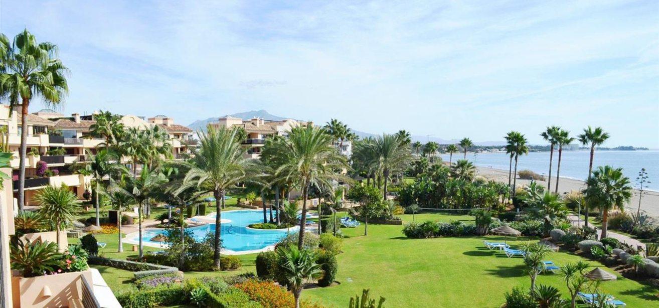 Marbella Estates - Lägenhet till salu i La Cancelada