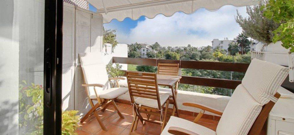 Marbella Estates - Penthouses à vendre à Costalita
