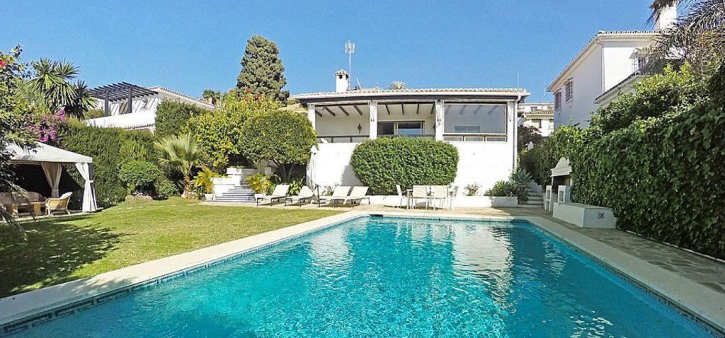 Marbella Estates - Villen zum Verkauf in La Campana