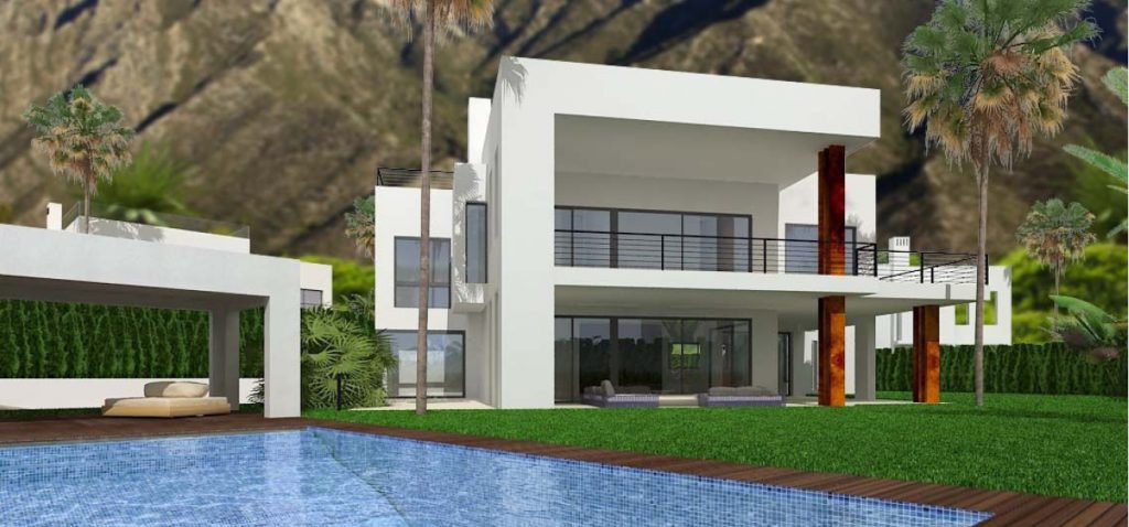 Marbella Estates - Villa till salu i The Golden Mile
