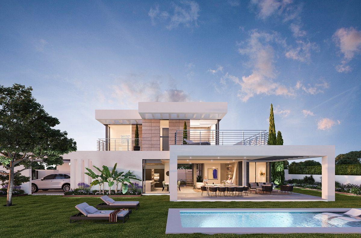 Marbella Estates - Villen zum Verkauf in La Cancelada
